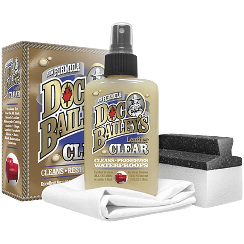Leather Clear Detail Kit