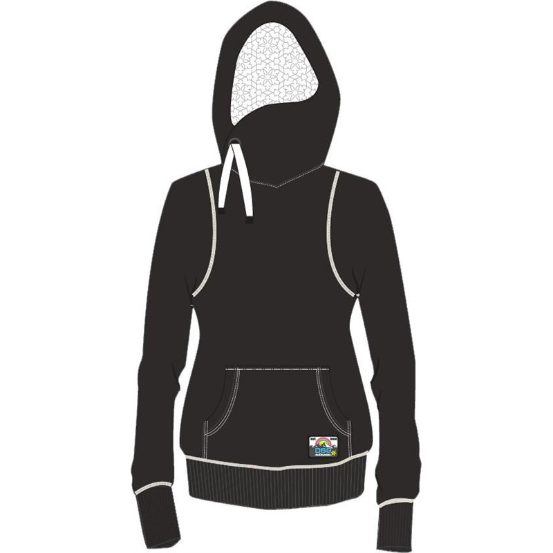 Side Tie Hoodies