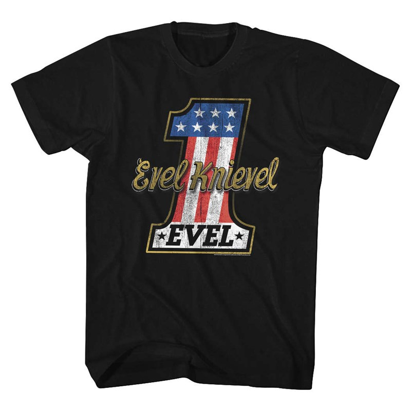 Evel One Men's Tee