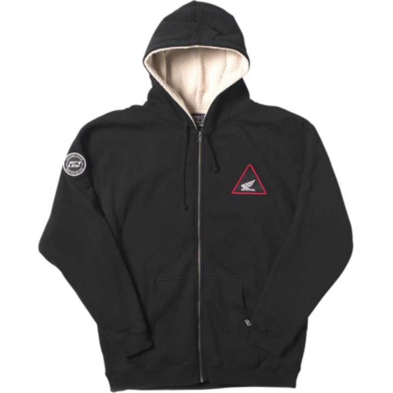 Honda Hooded Sherpa Sweatshirts
