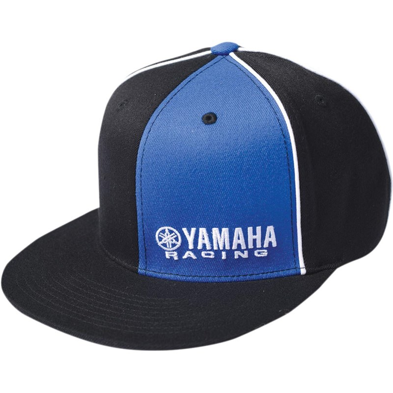 Yamaha Racing Flexfit Hats