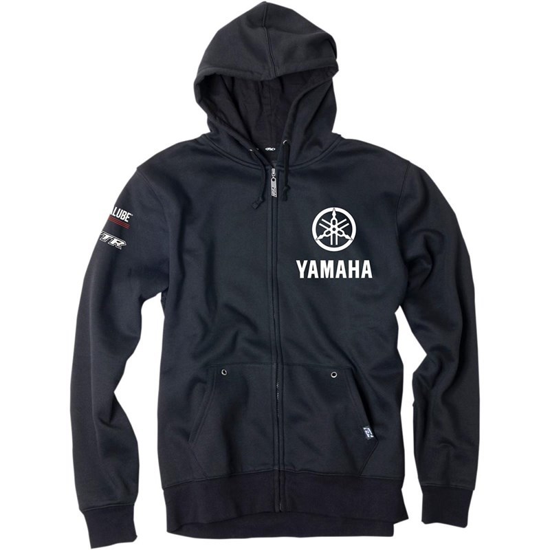 Yamaha Tuning Fork Unlined Zip-UP Hoodies