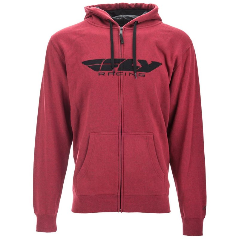 Corperate Zip-Up Hoody