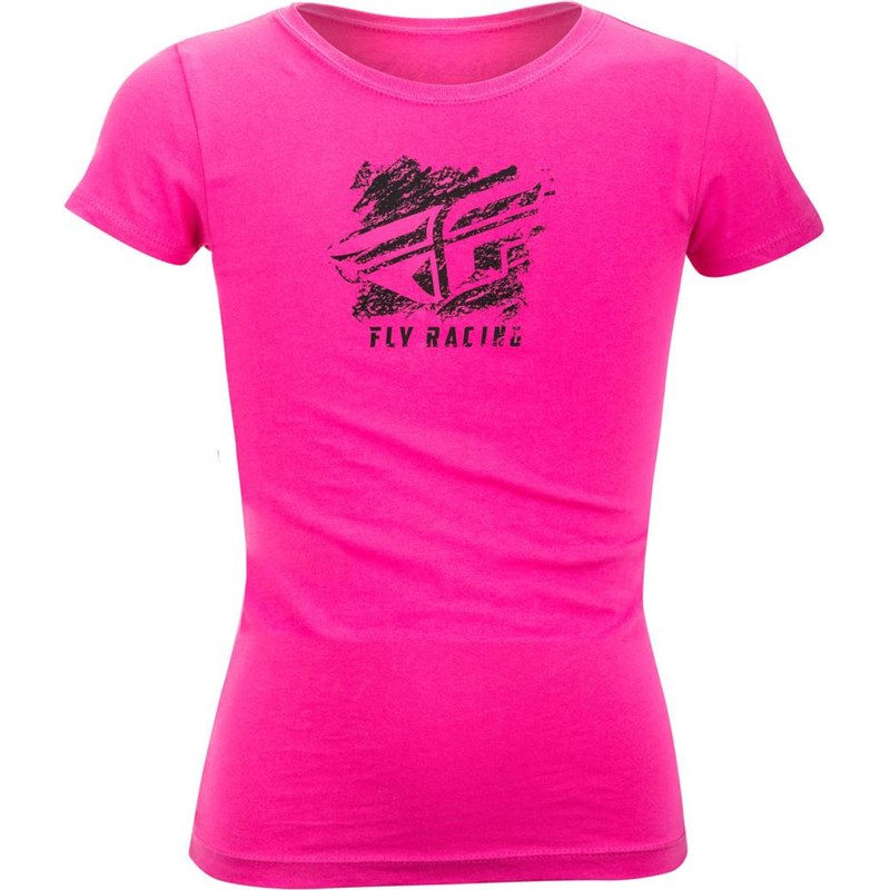 Fly Girls Crayon T-Shirt