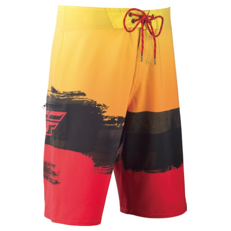 Paint Slinger Board Shorts