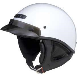 GM35F Solid Full Dressed Helmet