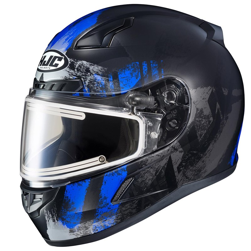 CL-17 Arica Snow Helmet with Electric Shield