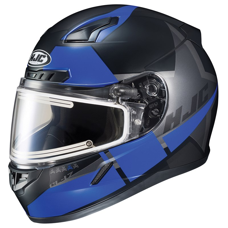 CL-17 Boost Snow Helmets with Electric Shield
