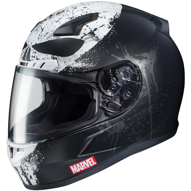 CL-17 Marvel Punisher II Helmets