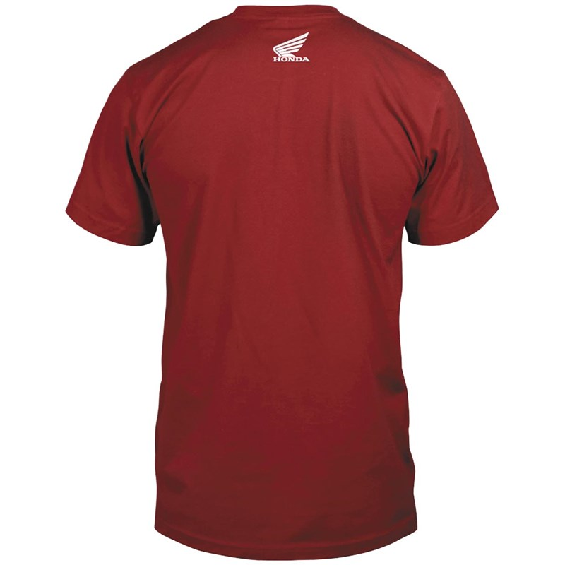 Big Wing Short Sleeve Tee