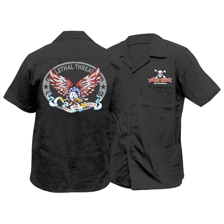 USA Eagle Work Shirt