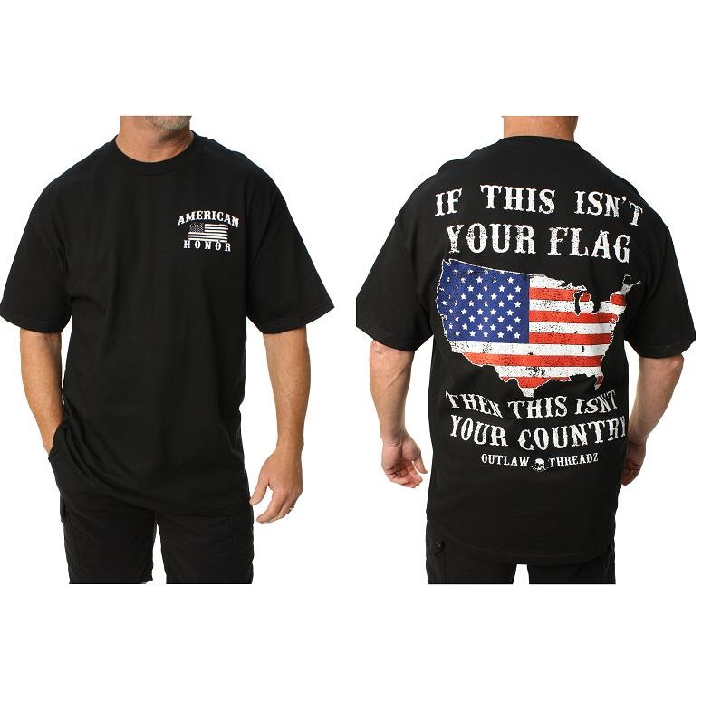 American Honor T-Shirts