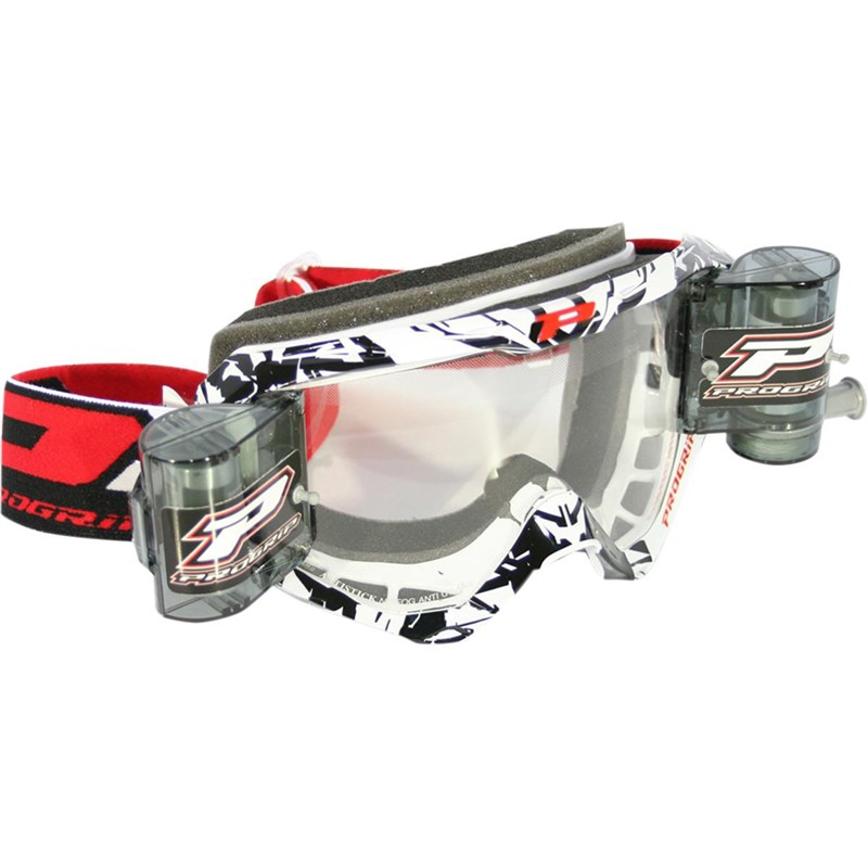 3458 MX Enduro Goggles with Roll-Off System