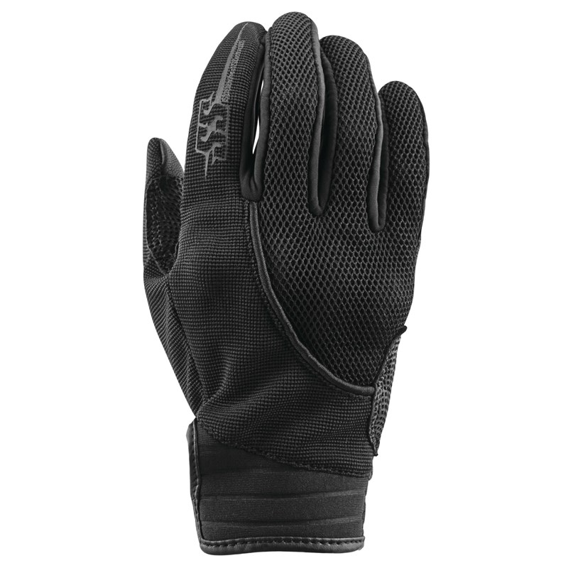 Comin' In Hot™ Leather-Mesh Gloves