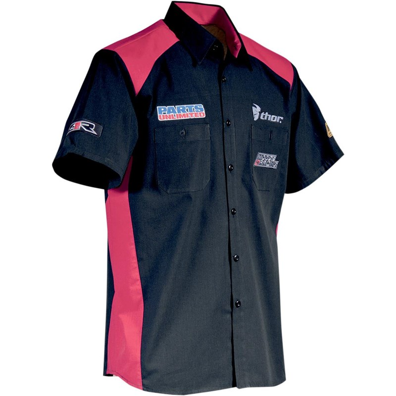 Team Parts Unlimited Shop Short-Sleeve Shirts