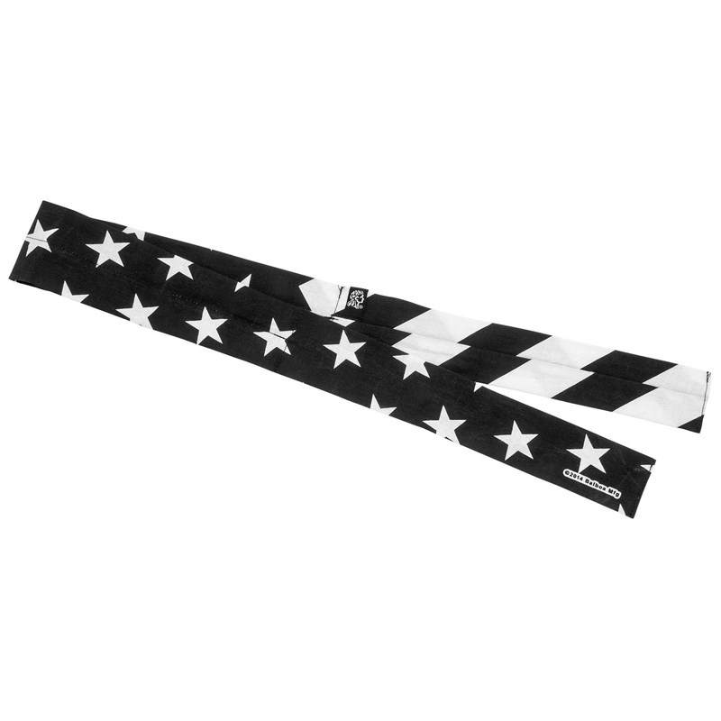 Cooldanna® Black/White Flag