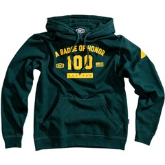 Emerald Pullover Hoodies