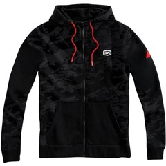 Fleece Zip Emissary Hoodies