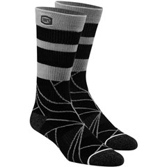 Fracture Casual Socks
