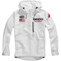 Geico Honda Kappa Hooded Team Jacket