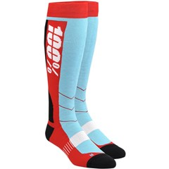 Hi Side Riding Socks