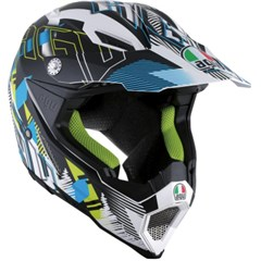 AX-8 EVO Graphics Helmet