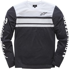 2 Stroke Knit Long Sleeve Shirts