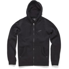 Effortless Fleece Zip Front Hoody