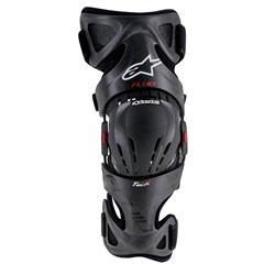 Fluid Tech Carbon Knee Brace Set
