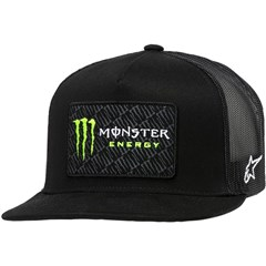 M Logo Champ Trucker Hat
