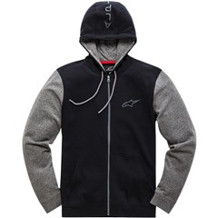 Mach 1 Fleece Zip-Front Hoodies