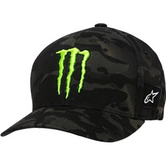 Monster Multicamo Hats