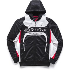 Sessions Fleece Zip Front Hoody
