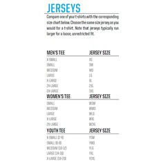 Arkon Bold Youth Jerseys
