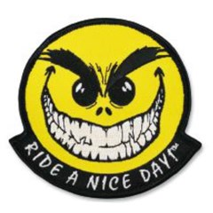 Ride-A-Nice Day Patch