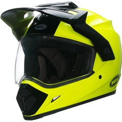 MX-9 Adventure MIPS - Gloss Hi-Viz Yellow