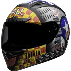 Qualifier DLX MIPS Devil May Care 2020 Helmet