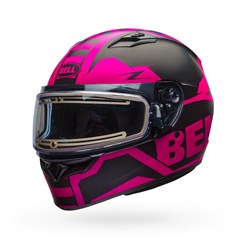 Qualifier Snow - Matte Pink/Black Electric Shield