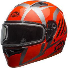Qualifier Graphics Snow Helmets with Dual Lens Shield