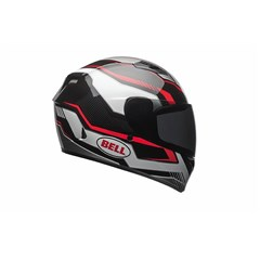 Qualifier - Gloss Black/Red/White Torque