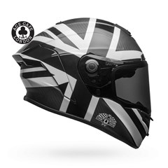 Race Star Flex Ace Cafe Blackjack Helmet