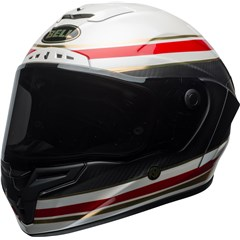 Race Star - RSD Gloss/Matte White/Red/Carbon Formula