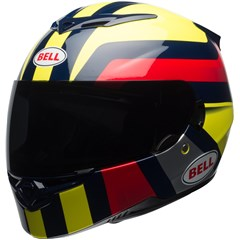 RS-2 - Gloss Hi-Viz Yellow/Navy/Red Empire