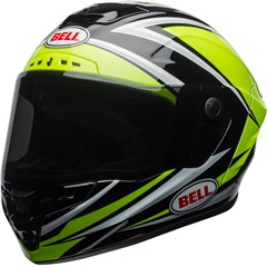Star MIPS - Gloss Hi-Viz Green/Black Torsion