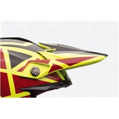 Visor for Moto-9 Strapped Helmet