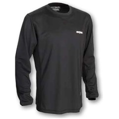 Journey Coolmax Long Sleeve Crew Neck Shirt