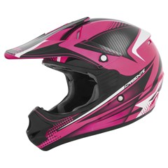 UX-23 Carbonite Youth Neon Pink