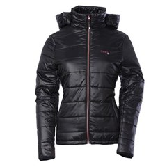 Hooded Puffer Womens Jacket