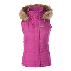 Hooded Womens Vest