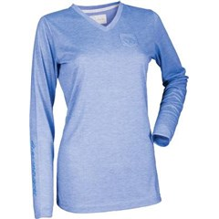 Simple Long Sleeve Womens T-Shirt